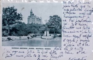 writing about edouard-at-the-xaverian-brothers-school-002