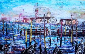 writing about venice
