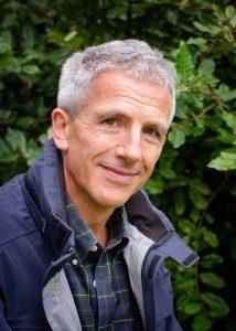 Novelist Patrick Gale