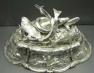 Plundering the Family Silver … or at least, the archive of experience
